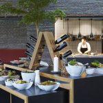 vores køkken