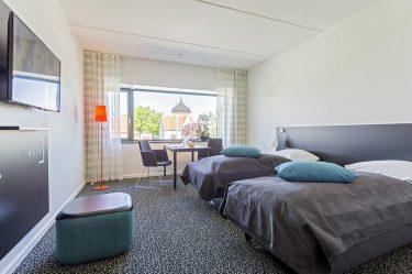 billig hotel i glostrup
